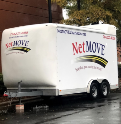 Mobile Storage Units, Mobile Storage & The Moving Process