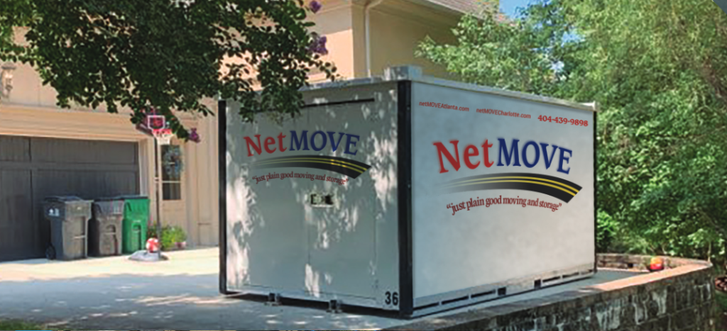 On-site portable storage unit, Container Moving Services